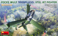 MiniArt-40009-Focke-Wulf-Triebflugel-VTOL-Jet-Fighter-1:35