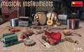 MiniArt-35622-Musical-Instruments-1:35