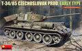MiniArt-37085-T-34-85-CZECHOSLOVAK-PROD.-EARLY-TYPE-1:35