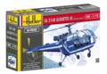 Heller-80286-SA-316B-Alouette-III-Gendarmerie-1:72