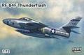 Sword-SW72116-RF-84F-Thunderflash-(USAF-Netherlands-Belgium-Italie)-1:72