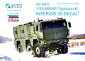 Quinta-Studio-QD35005-MRAP-Typhoon-K--3D-Printed-&-coloured-Interior-on-decal-paper-(for-Zvezda-kit)-1:35