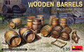 MiniArt-35630-WOODEN-BARRELS.-MEDIUM-SIZE-1:35