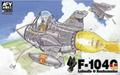 AFV-Club-AFQS06-F-104G-Luftwaffe-Bundesmarine