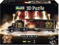 Revell-00230-Queen-Tour-Truck-50th-Anniversary-3D-Puzzle