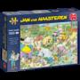 JUM19086-Jan-van-Haasteren-Kamperen-in-het-Bos-(1000)