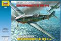 Zvezda-4806-Messerschmitt-BF-109-F4-1:48