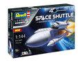 Revell-05674-Space-Shuttle&-Booster-Rockets-40th.-Anniversary-Geschenkset-1:144