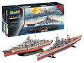 Revell-05174-HMS-HOOD-vs.-BISMARCK--80th-Anniversary-1:700-&-1:720
