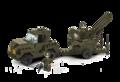 SLUBAN-B7300-LUCHTAFWEERGESCHUT-M38