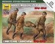 Zvezda-6152-Soviet-Medical-Personnel