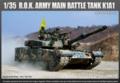 Academy-13215-R.O.K.-Army-K1A1-Main-Battle-Tank